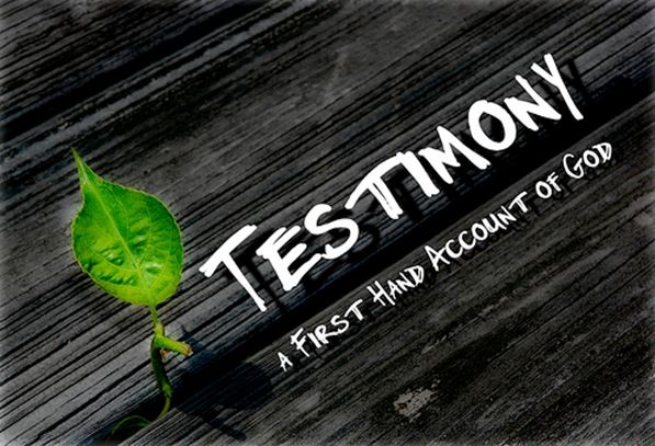 Testimonies - Jesus Christ is the Same Today, Yesterday and
