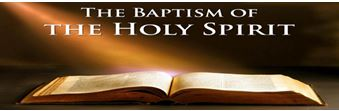 how to receive the baptism of the holy spirit pdf
