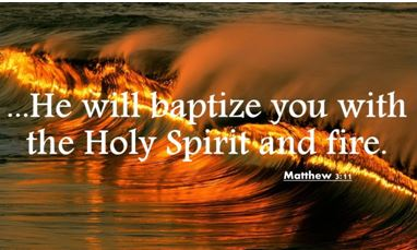 Receive The Baptism of The Holy Spirit