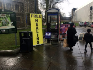 Free healing watford, free for all